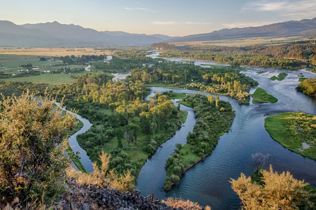 Henry's Fork of Snake River, Idaho